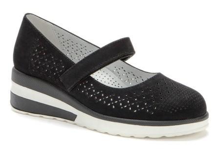 BETSY 918311/05-02 черный детские (для девочек) туфли (поступление 27.07.2021г.) цена 2200руб.