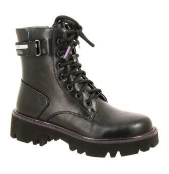 KENKÄ TQO_25-291_black ботинки (поступление 03.09.2021г.) цена 3300руб.