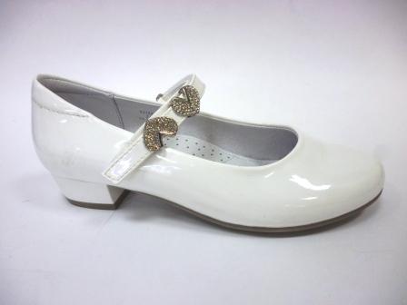 KAPIKA Туфли (белый) р.31-36  93164-1  (поступление 14.11.2019г.)  цена  2050руб.