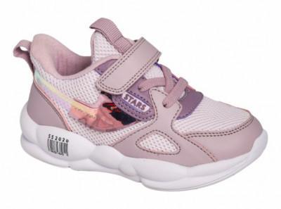 """INDIGO KIDS 90-252A/12 П/ботинки детские TM""""INDIGO STARS"""" (Сиреневый, 12, 24-29) (поступление 02.05.2020г.)  цена  1600руб."""