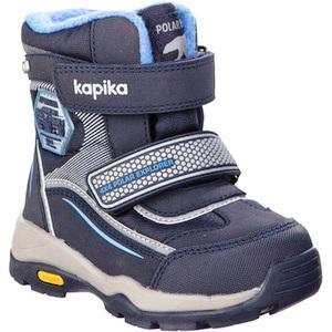 KAPIKA Ботинки (т.синий) р.25-29  42374-2  (поступление 25.09.2020г.) цена 2990руб.