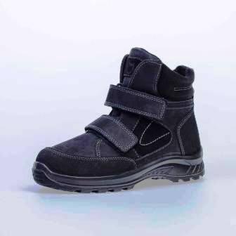 КОТОФЕЙ 752156-51 черный ботинки школьно-подростковые нат. кожа, 36-40  (поступление 06.11.2020г.) цена 4400руб.
