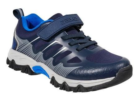 Зебра 15713-5 Полуботинки кроссовые школьные (32-37) (поступление 24.02.2021г.) цена 2400руб.