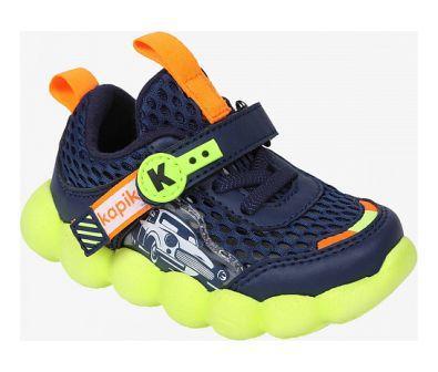 KAPIKA Обувь для активного отдыха р.21-25  артикул 71362-2 (синий) (поступление 26.04.2021г.) цена 1990руб.