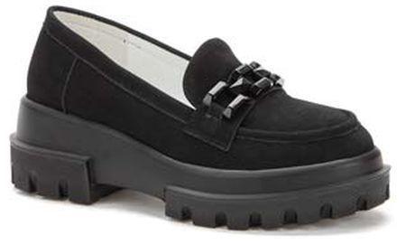 KEDDO 518276/12-02 черный детские (для девочек) туфли (поступление 27.07.2021г.) цена 2350руб.
