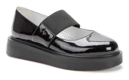BETSY 918313/02-03 черный детские (для девочек) туфли (поступление 27.07.2021г.) цена 2200руб.