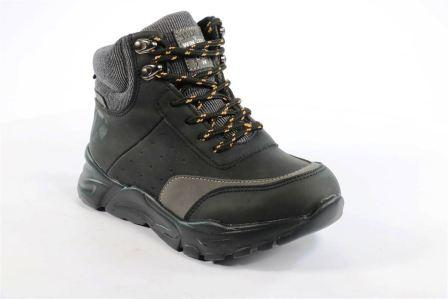 KENKÄ  IWF_30-005_black ботинки (поступление 27.08.2021г.) цена 2400руб.