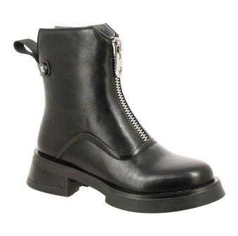 KENKÄ TQZ_25-912_black ботинки (поступление 03.09.2021г.) цена 3300руб.
