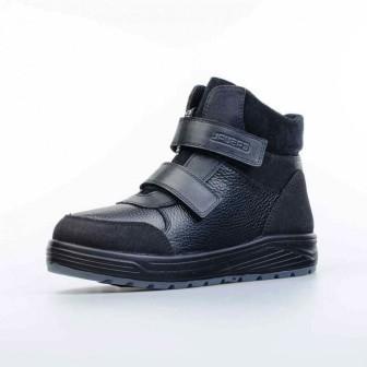 КОТОФЕЙ 752187-52 черный ботинки школьно-подростковые нат. кожа, р.36-40 (поступление 08.10.2021г.) цена 4800руб.