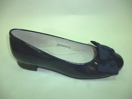 KEDDO  998304/04-03 т.синий детские (для девочек) туфли  (поступление 06.08.2019г.) цена  1320руб.
