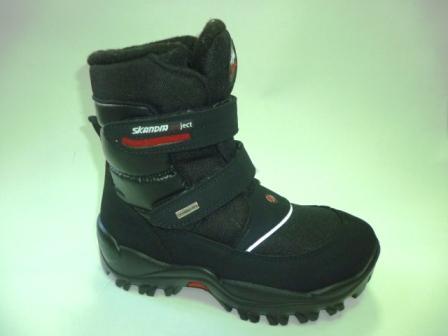 SKANDIA ботинки детские , цвет черный амаркорд(TuonoAmarcordBaltico_Black),  размер 35-39, (Арт. 9311R)  (поступление 24.09.2019г.)  цена  5900руб.