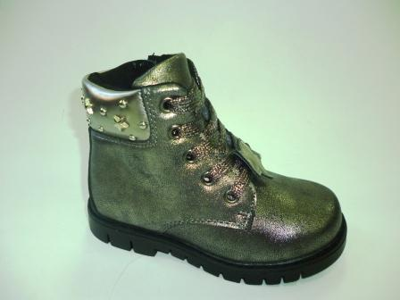 KENKA SWJ_1783-6_silver ботинки   (поступление 24.09.2019г.)  цена  1690руб.