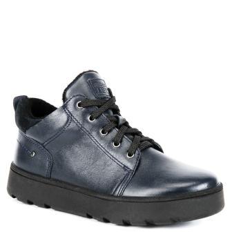 Лель  м 6-1638 Ботинки школьные байка (синий) (поступление 24.08.2020г.) цена 3950руб.
