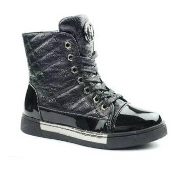 KENKÄ LPL_11-02_black ботинки для школьников-девочек (р.31-36)  (поступление 09.09.2020г.) цена 2250руб.