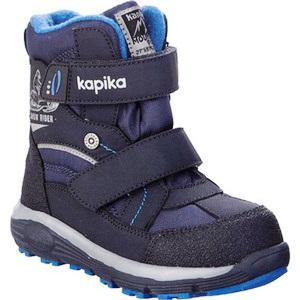 KAPIKA Ботинки (синий) р.28-32  42378-2  (поступление 25.09.2020г.) цена 2950руб.