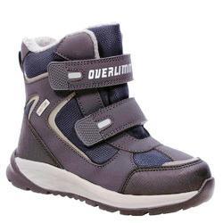 KAPIKA Ботинки (синий) 31-35  43414-2  (поступление 22.10.2020г.) цена 3200руб.