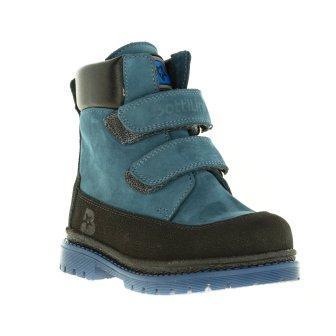 Bottilini Ботинки цвет (байка) (р.26-30)  BL-284(1) синий (поступление 27.02.2021г.) цена 3200руб.