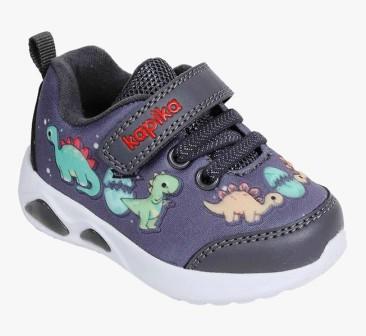KAPIKA Обувь для активного отдыха р.20-25  артикул 71371-2 (серый) (поступление 26.04.2021г.) цена 1990руб.
