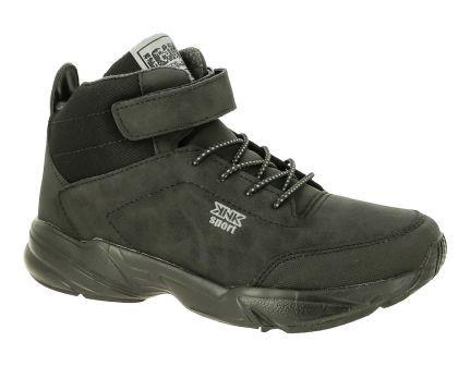 KENKÄ Деми TFH_933_black ботинки (поступление 30.09.2021г.) цена 3200руб.