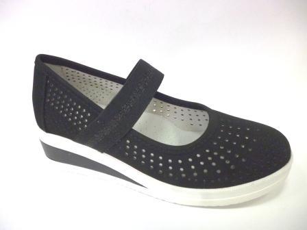 KEDDO  998321/03-01 черный детские (для девочек) туфли  (поступление 06.08.2019г.) цена  1790руб.