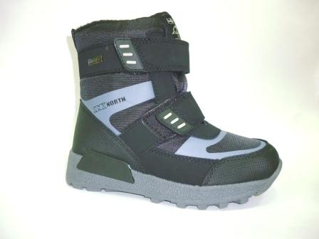 KENKA PVH_1968_black ботинки  (поступление 15.10.2019г.)  цена 2900руб.