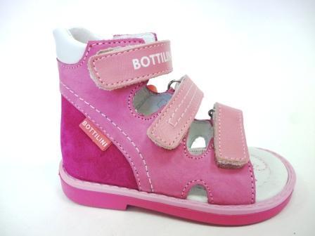 Bottilini SO-157(7) Сандалии цвет розовый (р.26-29) (поступление 12.03.2020г.)  цена  2400руб.