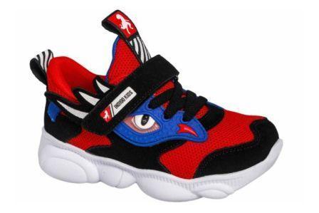 """INDIGO KIDS 90-283B/12 П/ботинки детские TM""""INDIGO KIDS"""" (Красный / черный, 12, 24-29)   (поступление 02.05.2020г.)  цена  1990руб."""