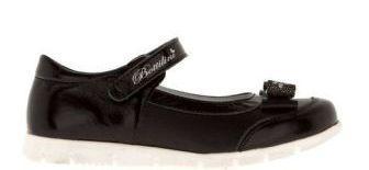 Bottilini TS-201(1) Туфли цвет черный (нубук) (р.30-35) (поступление 23.07.2020г.) цена 2550руб.
