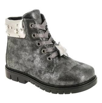KENKÄ  SWJ_1783-6_silver ботинки  (поступление 09.09.2020г.) цена 2050руб.