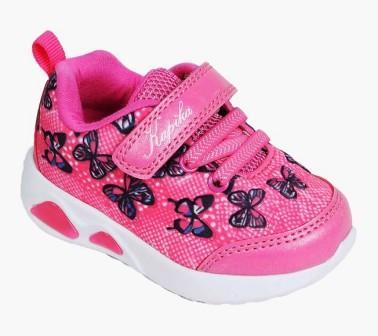 KAPIKA Обувь для активного отдыха р.20-25 артикул  71372-2 (фуксия) (поступление 26.04.2021г.) цена 1990руб.