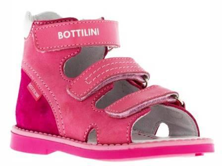 Bottilini SO-157(7) Сандалии цвет розовый (р.23-26) (поступление 06.09.2021г.) цена 2400руб.