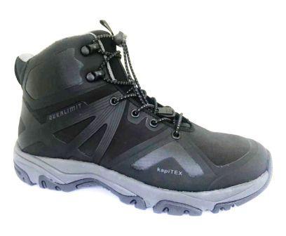 KAPIKA Ботинки р. 37-40  арт.44224лс-1 (черный) (поступление 29.09.2021г.) цена 4400руб.