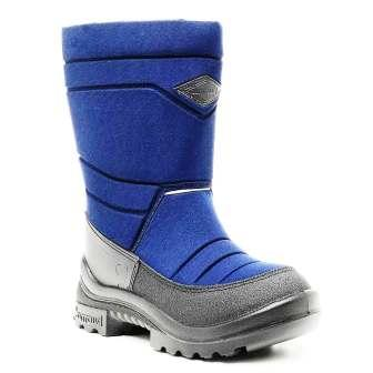 KUOMA 1203 01 Putkivarsi сапоги детские утепленные, синий (р.30-35) (поступление 08.10.2021г.) цена 5400руб.